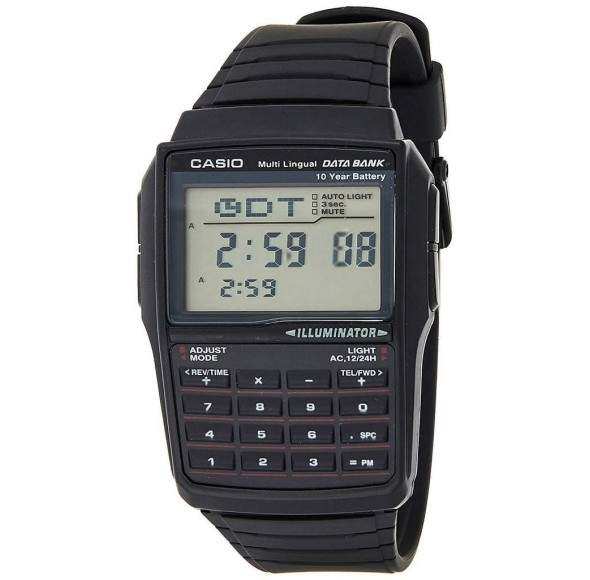 Ceas Barbati Casio Databank Calculator DBC-32-1A