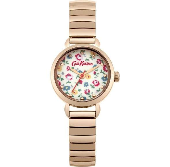 Ceas Dama CATH KIDSTON Model LITTLE FLOWER CKL016RGM