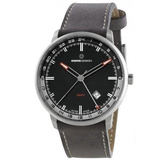 Ceas Barbati MOMO DESIGN ModelESSENZIALE GMT MD6005SS-12