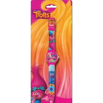 Ceas Junior WALT DISNEY KID WATCH TROLLS - Blister pack 504607