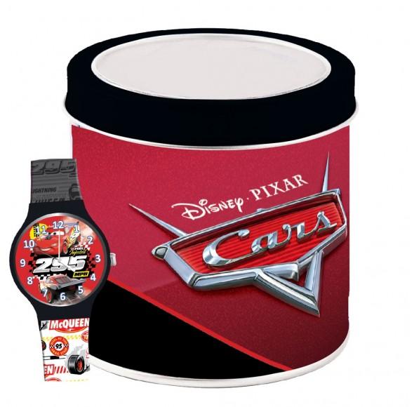 Ceas Junior PIXAR KID WATCH CARS - Tin box 562383