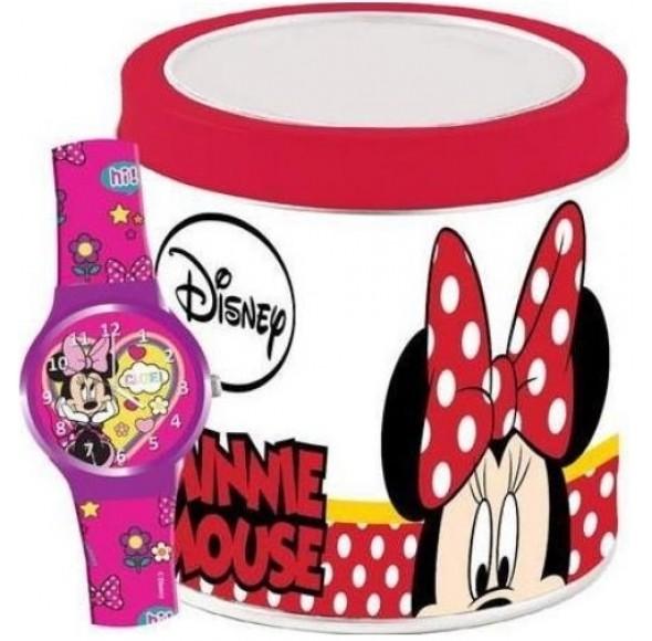 Ceas Junior WALT DISNEY KID WATCH MINNIE - Tin box 562385