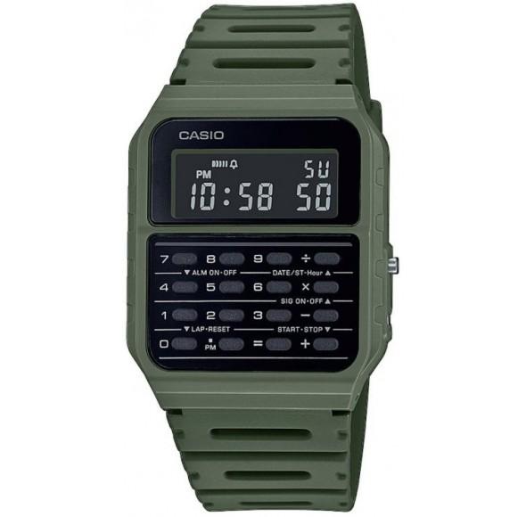 Ceas Unisex, Casio, Calculator CA-53-WF-3B