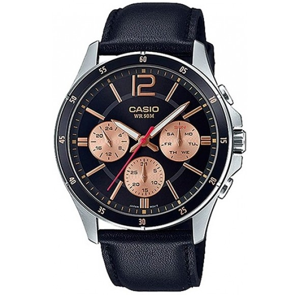 Ceas Barbati, CASIO COLLECTION MTP-1374L-1A2