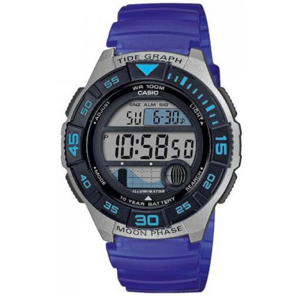 Ceas Barbati, CASIO COLLECTION, WS-1100H-2AVEF
