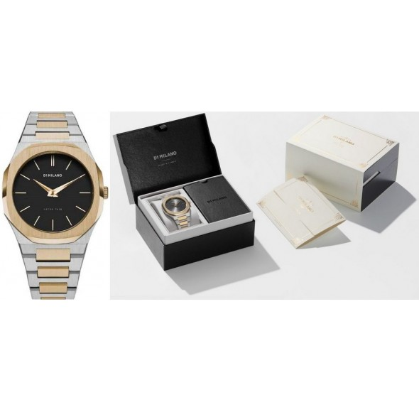 Ceas D1 MILANO - VINTAGE Collection JOE Limited Edt. D1-UTBJ02