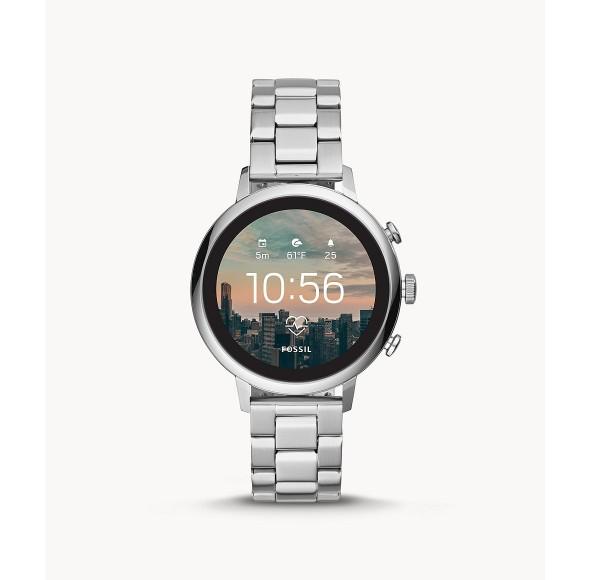 Ceas Unisex,  Fossil, Q Smartwatch Venture Gen. 4 FTW6017