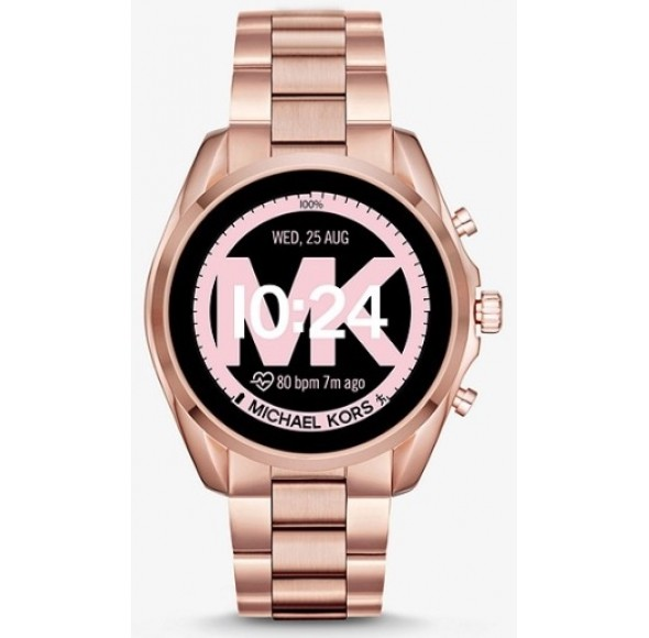 Ceas Smartwatch Dama, Bradshaw 2 Rose Gold-Tone MKT5086