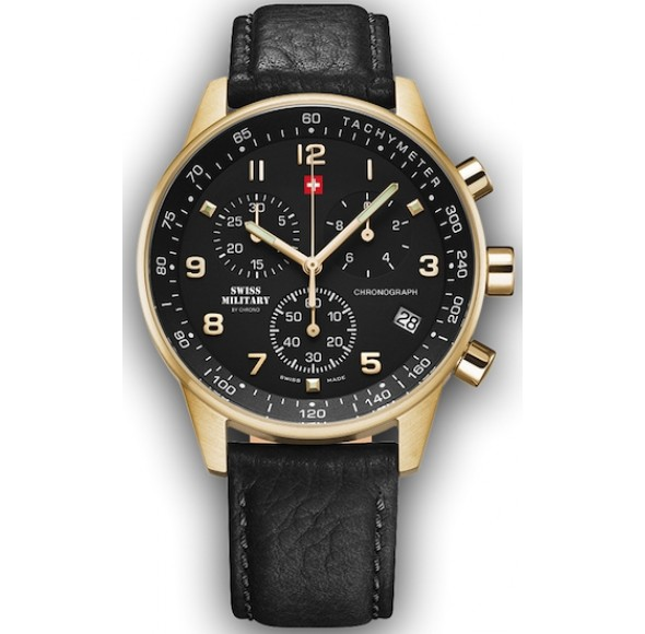 Ceas Barbati, SWISS MILITARY By CHRONO 34012.10 34012.10