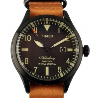 Ceas Barbati TIMEX ARCHIVE Model WATERBURY ABT512
