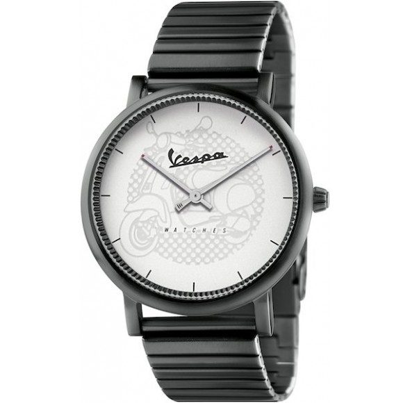 Ceas VESPA WATCHES ModelCLASSY VA-CL01-BK-01SL-CM
