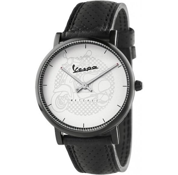 Ceas VESPA WATCHES ModelCLASSY VA-CL01-BK-01SL-CP