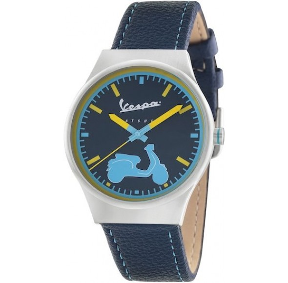 Ceas Barbati VESPA WATCHES Model IRRIVERENT VA-IR04-SS-04BL-CP