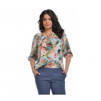 Bluza IE Dama cu model floral