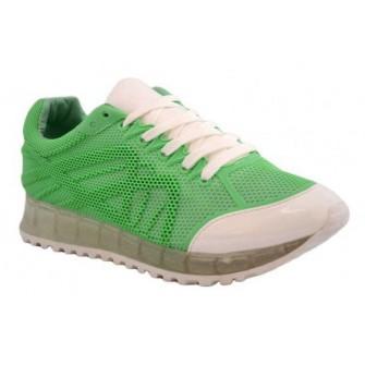 Pantofi Sport dama verde