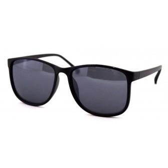 Ochelari de soare Wayfarer Justin - Negru