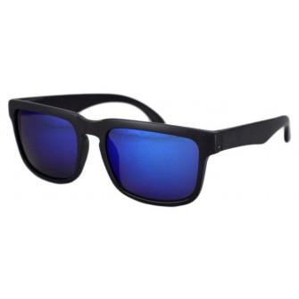 Ochelari de soare Passenger Neway Albastru reflexii - Negru mat