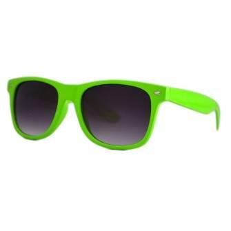 Ochelari de soare Wayfarer Passenger Negru degrade cu Verde