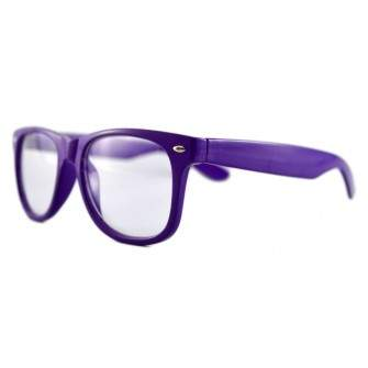 Ochelari - Rame cu lentile transparente tip Wayfarer Passenger Mov