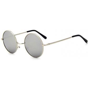 Ochelari de soare John Lennon Vintage Gri - Argintiu
