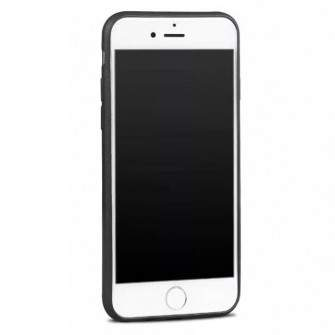 Husa Apple iPhone 8 X-LEVEL Guardian 3D Material Soft, Super Slim - Neagra