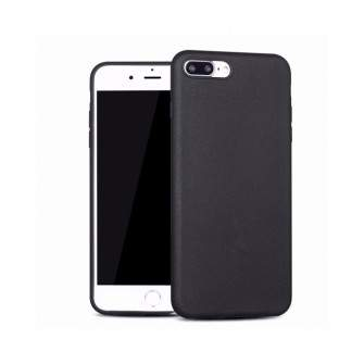 Husa Apple iPhone 7 X-LEVEL Guardian 3D Material Soft, Super Slim - Neagra