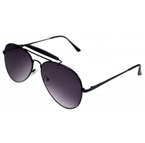 Ochelari de soare Outdoorsman Negru - Negru