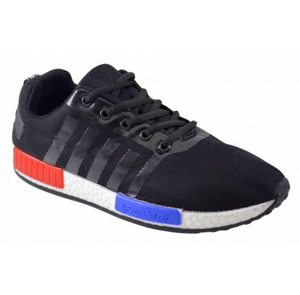 Pantofi Casual Barbati Negri Racer