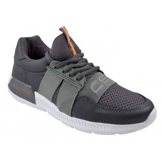 Pantofi Sport Gri Barbati Running