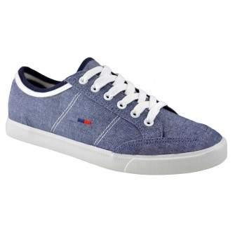 Pantofi Casual Barbati Bleu Jeans din textil