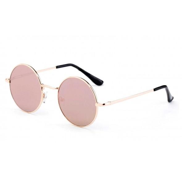 Ochelari de soare John Lennon Vintage Roz