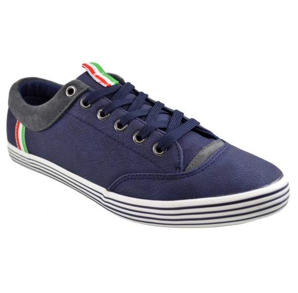 Pantofi casual barbati bleumarin Italy
