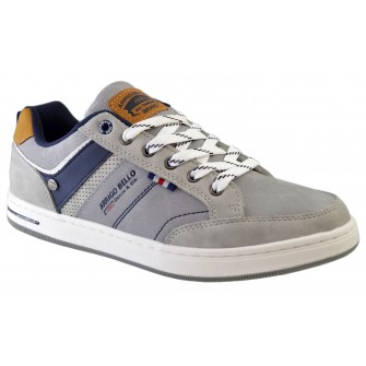 Pantofi Casual Sport pentru Barbati, Gri, Arrigo Bello, ideali pentru mers dar si activitati recreative