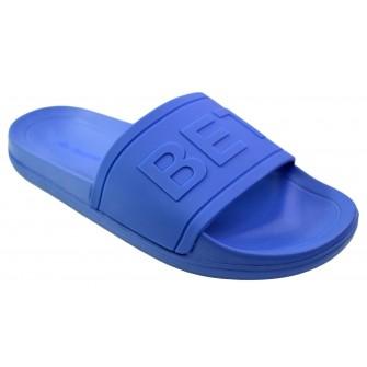 Papuci de plaja barbati, albastri, Design Uni - Better
