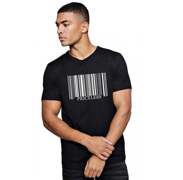 Tricou barbati negru - Priceless
