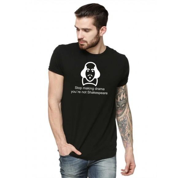 Tricou barbati negru - Shakespeare Drama